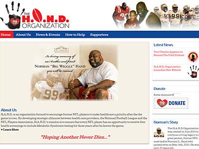 The H.A.N.D. Organization