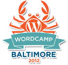 WordCamp Baltimore 2012
