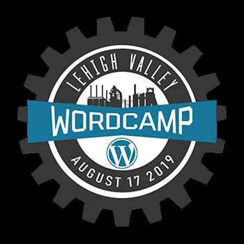 WordCamp Lehigh Valley Logo