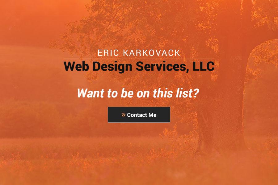 Contact Eric