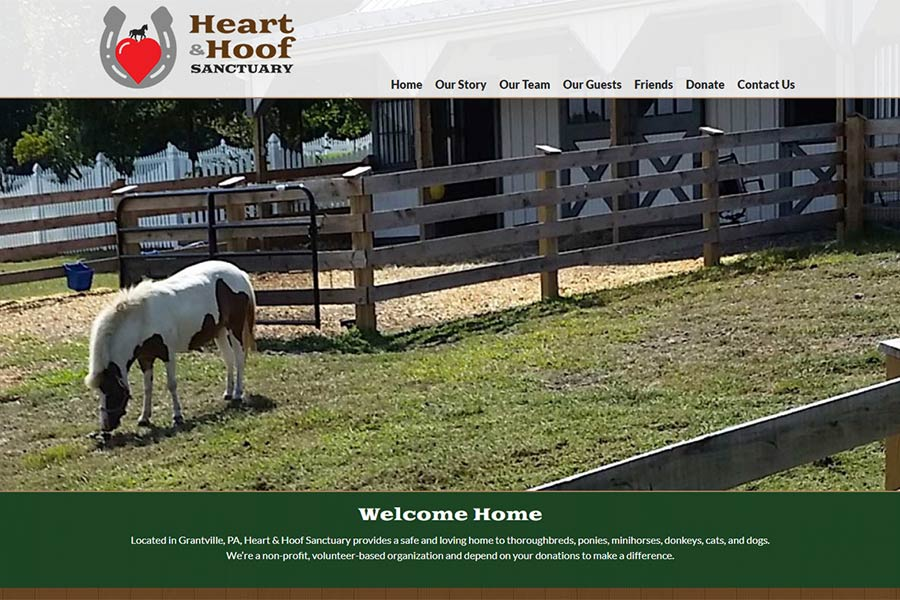 Heart and Hoof Sanctuary