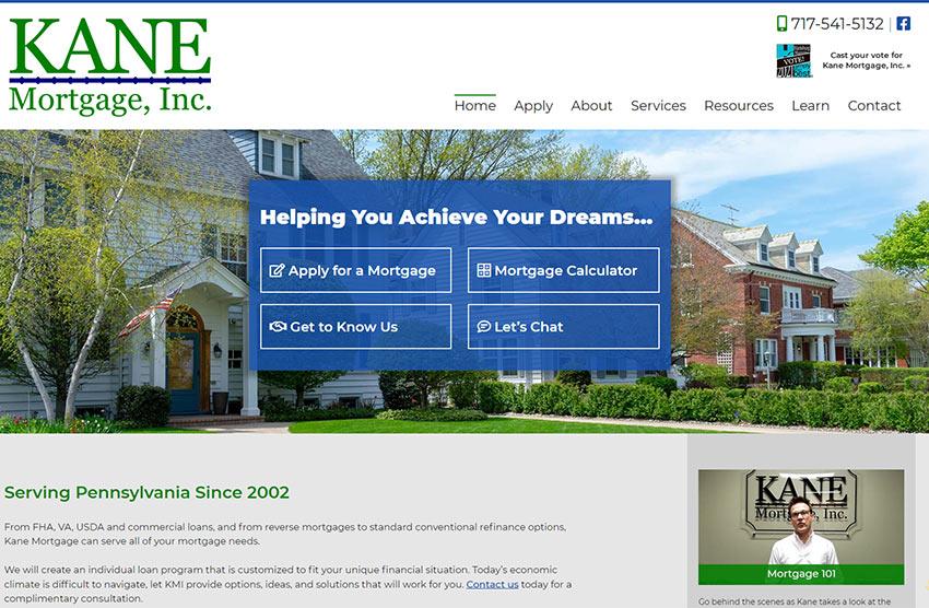 Kane Mortgage, Inc.